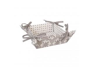 Košík na pečivo Mixed Patterns - 35*35 cm