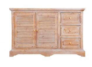 Skříňka Vintage brown - 120*39*79 cm