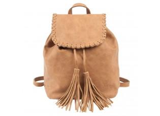 Hnědý batoh Maura - 25*30 cm