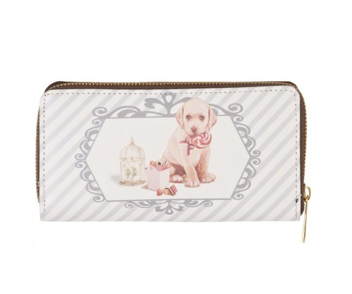 Peněženka Dog - 20*10 cm