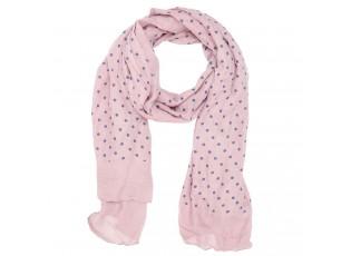 Šátek Yasmina - 80*180 cm