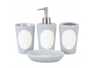 Koupelnový set de Bain - 14*10*3 cm / 0,35 L