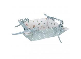 Texilní košíček na pečivo  Isnt She Lovely - 35*35 cm
