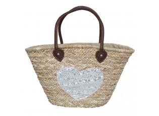 Nákupní / plážová taška Glimmer - 30*61 cm
