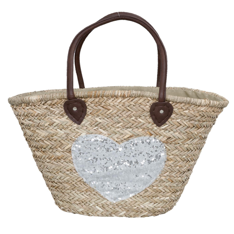 8784303189 Nákupní   plážová taška Glimmer - 30 61 cm
