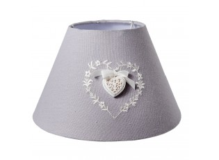 Stínidlo lampa Hearth grey - Ø 25*16 cm
