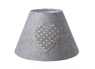 Stínidlo lampa Hearth grey - Ø 22*14 cm
