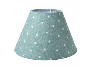 Stínidlo lampa Hearth green - Ø 22*14 cm