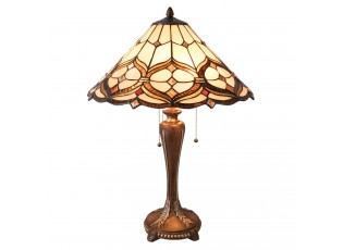 Stolní lampa Tiffany  Grass - Ø 47*63 cm