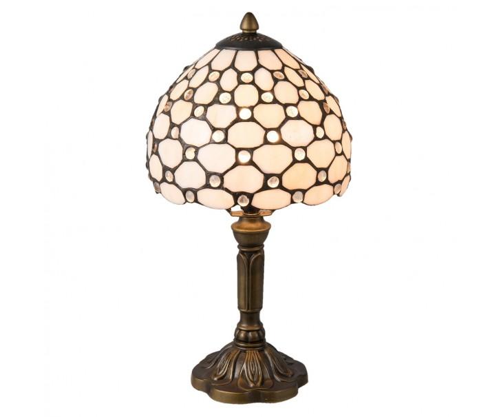 Stolní lampa Tiffany  Excelent - Ø 20*38 cm