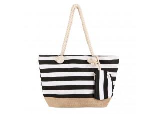 Letní plážová taška / kabelka  Beachlife - 45*30 cm