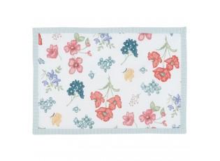 Textilní prostírání Field Flowers - 48*33 cm - sada 6ks