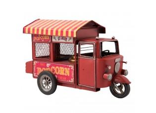 Kovový model zmrzlinářského auta - 33*21*16 cm