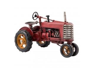 Kovový model traktoru - 27*15*18 cm