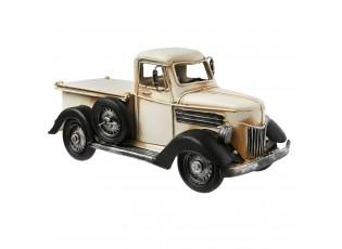 Kovový model retro nákladního auta -28*11*11 cm