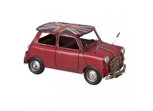 Kovový model auta Fiat -29*14*13 cm