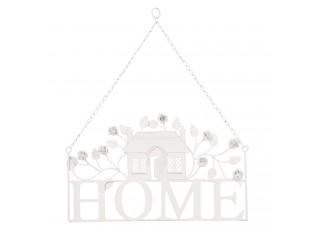 Závěsná dekorace HOME - 43*51 cm