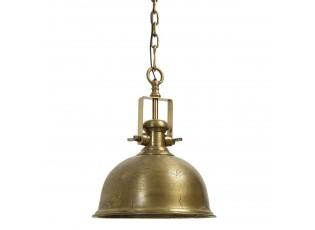 Závěsné světlo KENNEDY bronzové antique - Ø38*40 cm