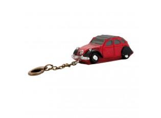 Přívěsek na klíče auto kachna - 5*2*2 cm