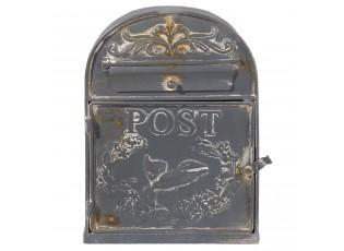 Poštovní retro schránka - 24*9*35 cm