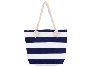 Nákupní/plážová taška Big Stripes - 45*35 cm