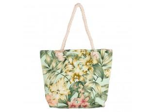 Nákupní/plážová taška Flower Jungle - 45*35 cm