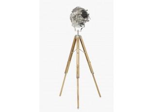 Stojací lampa Toluca reflektor - 87*87*185 cm