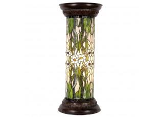 Stojací lampa Tiffany - Ø 31*78 cm 1x E27 / Max 60W