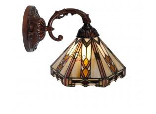 Nástěnná lampa Tiffany - Ø 26*23 cm