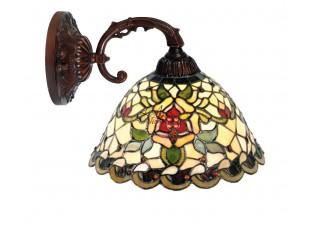Nástěnná lampa Tiffany Verve - Ø 26*23 cm