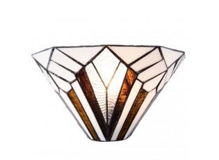 Nástěnná lampa Tiffany - 31*16*16 cm