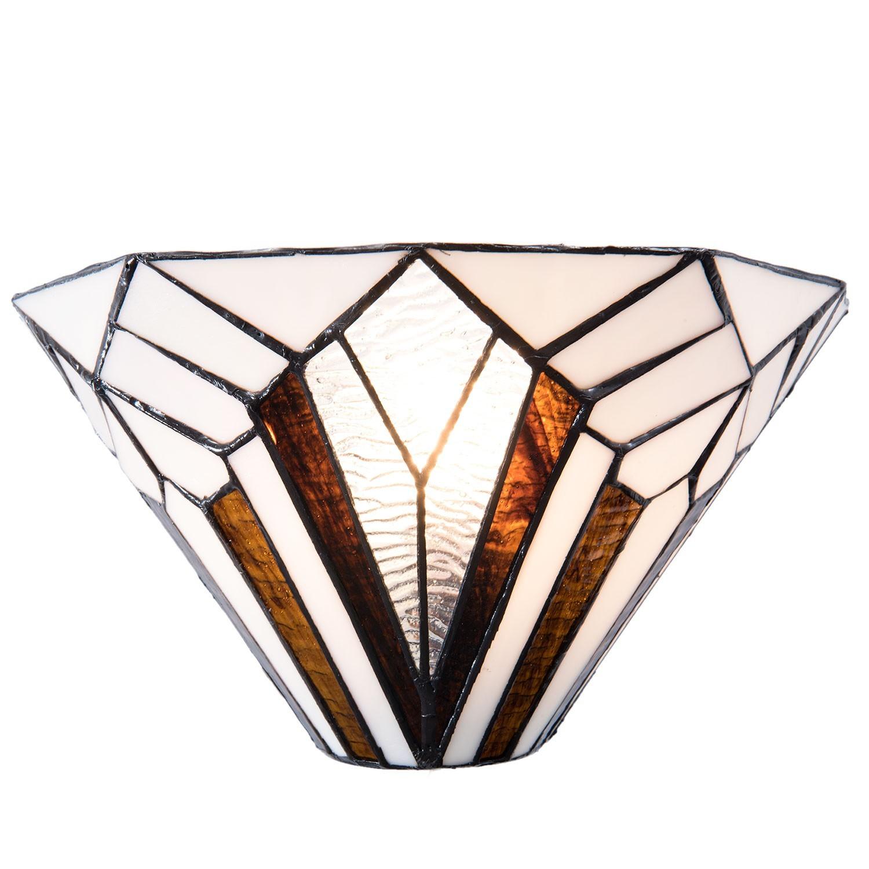 Nástěnná lampa Tiffany Excellent - 31*16*16 cm