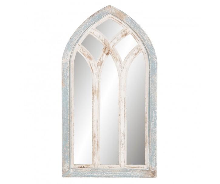 Zrcadlo ve tvaru okna - 45*4*80 cm