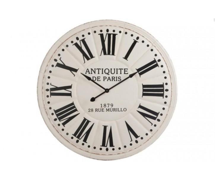 Nástěnné hodiny ANTIQUITÉ DE PARIS - Ø 113*7 cm