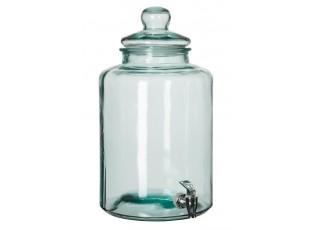 Kulatá nádoba na nápoje s kohoutkem 14l