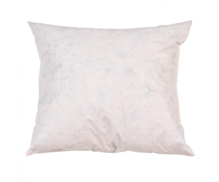 Výplň do polštářů s peřím - 40*40 cm