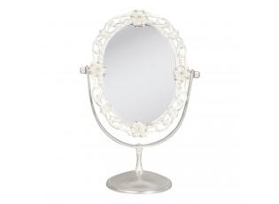 Kosmetické zrcadlo s dekorem - 27*20*11 cm
