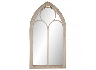 Zrcadlo ve tvaru okna - 61*4*112 cm