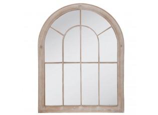 Zrcadlo ve tvaru okna - 70*4*88 cm