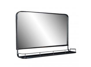 Zrcadlo s poličkou - 60*15*40 cm