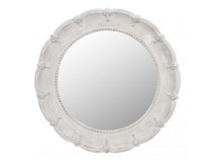 Kulaté zrcadlo s ornamenty - Ø 84*9 cm