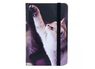 Zápisník kočička - 9*1*14 cm (100 stran)
