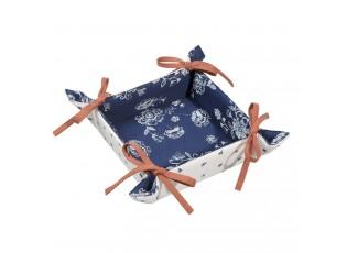 Oboustranný košíček na pečivo Denim Days - 35*35 cm