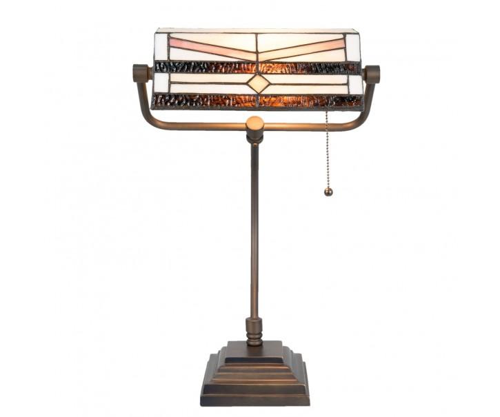 Stolní lampa Tiffany  - 30*51 cm 1 x E27 max. 60w