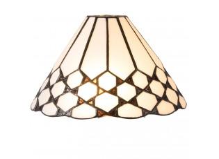 Stínidlo Roof k nástěnné noze Tiffany - Ø 25*15 cm