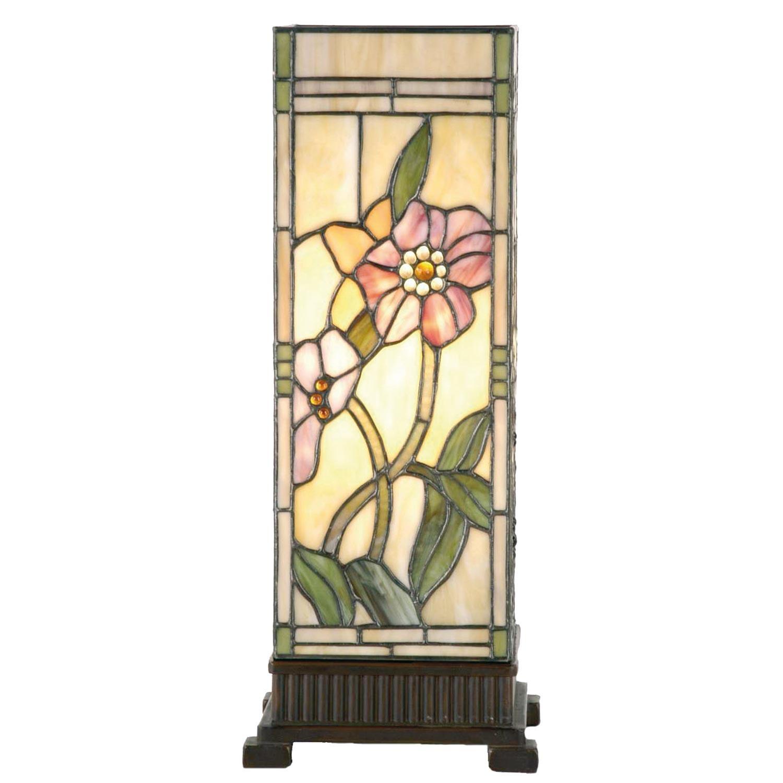 Stolní lampa Tiffany Cappa - 18*45 cm 1x E27 / Max 40W