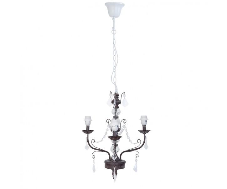 Vintage stropní svítidlo - 42*42*50 cm