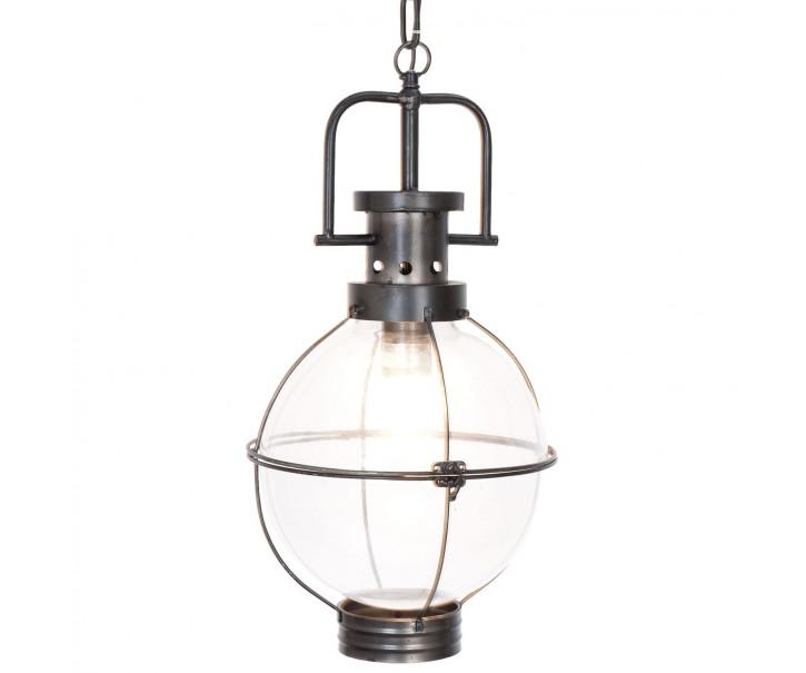 Kovové závěsné svítidlo - Ø 28*152 cm