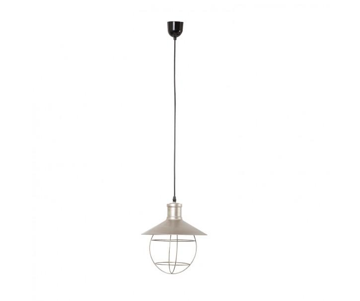 Kovové závěsné svítidlo - Ø 27*31 cm E27/60W