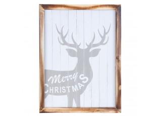Cedule Christmas - 30*2*40 cm